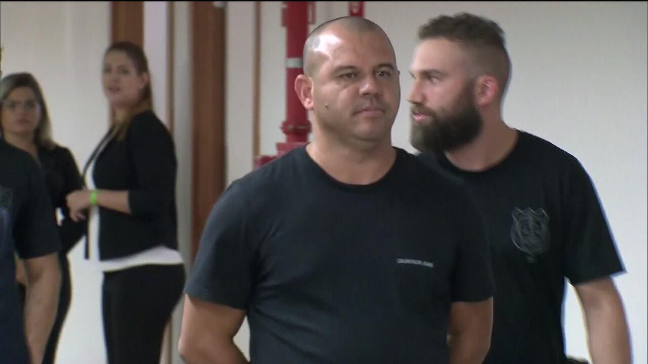 Ex-jogador do Fluminense Roni é preso durante jogo em Brasília