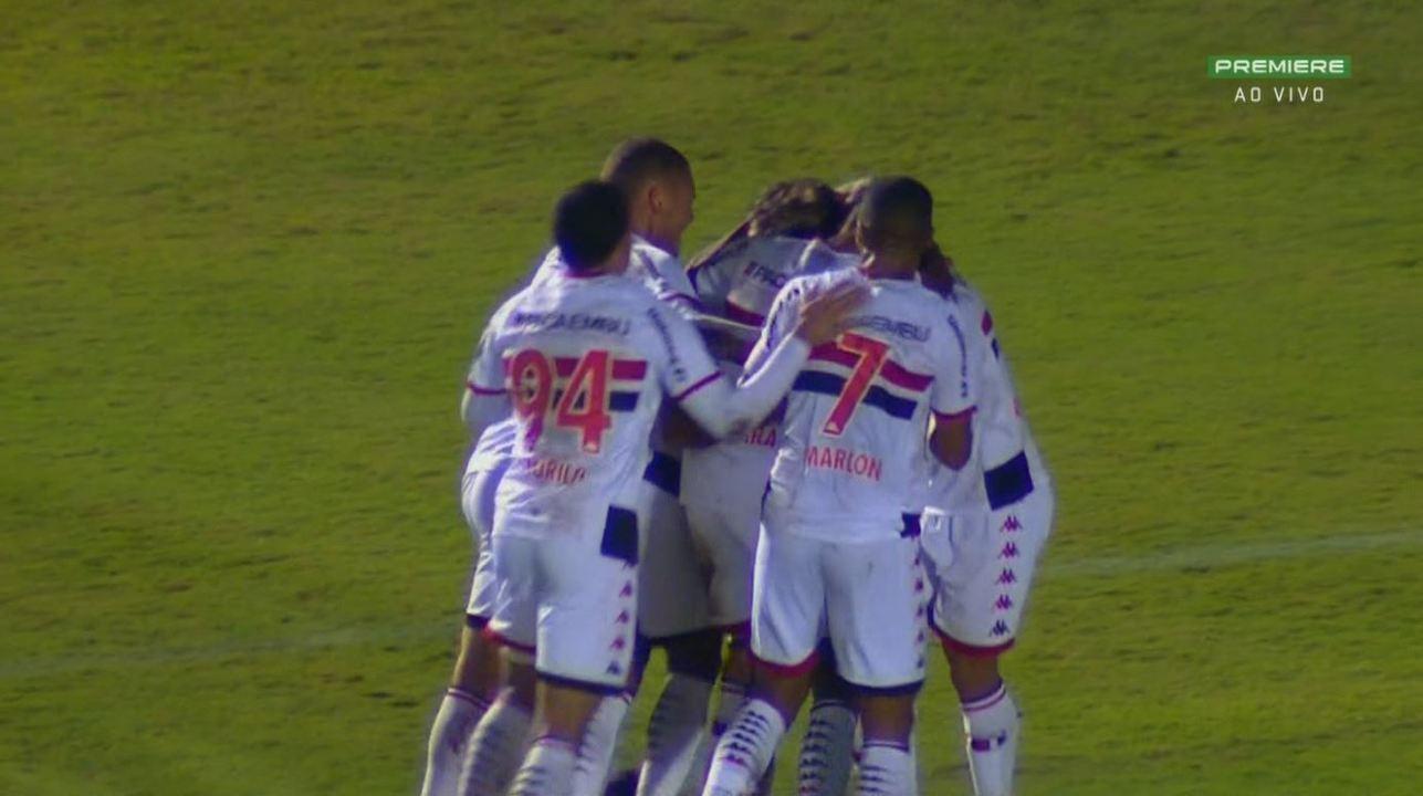 Os melhores momentos de Operário-PR 0x2 Botafogo-SP pela 6ª rodada do Brasileiro