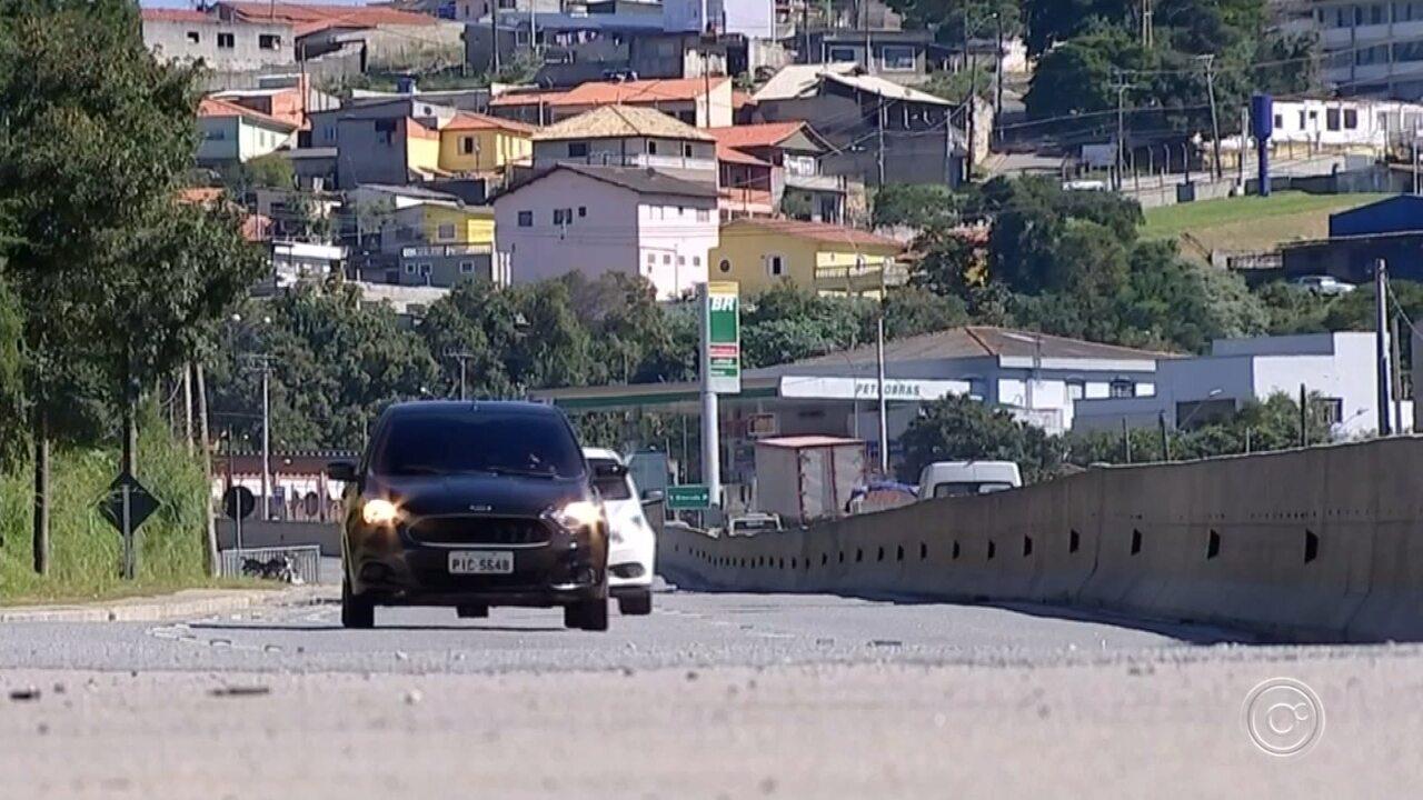 Moradores de Mairinque reclamam de redução de velocidade em trecho da Raposo Tavares