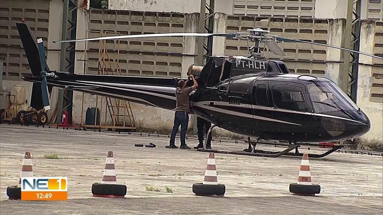 Carros, iate e helicópteros de empresários presos em operação são apreendidos
