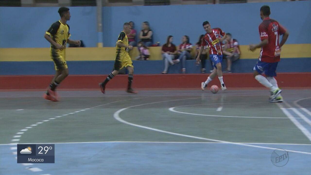 Taça EPTV de Futsal: Time de São Carlos se prepara para final