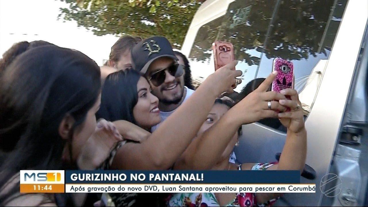 Luan Santana em Corumbá