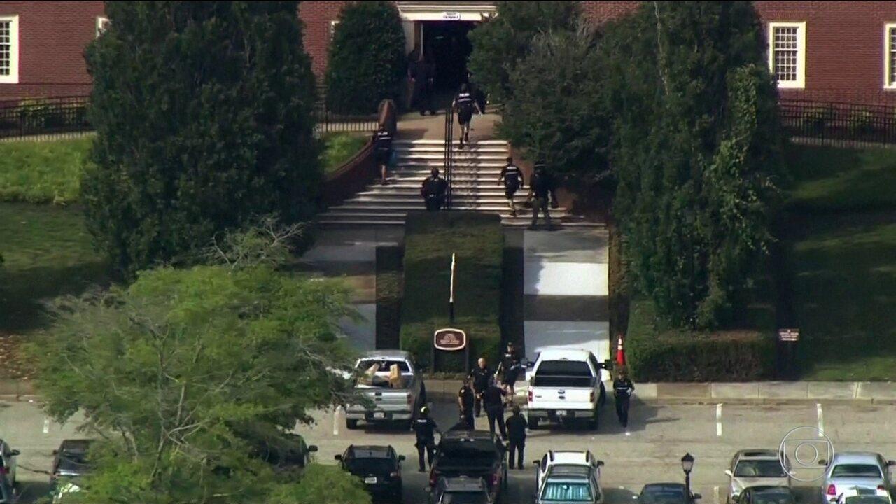 Nos EUA, tiroteio em complexo da prefeitura de Virginia Beach deixa mortos