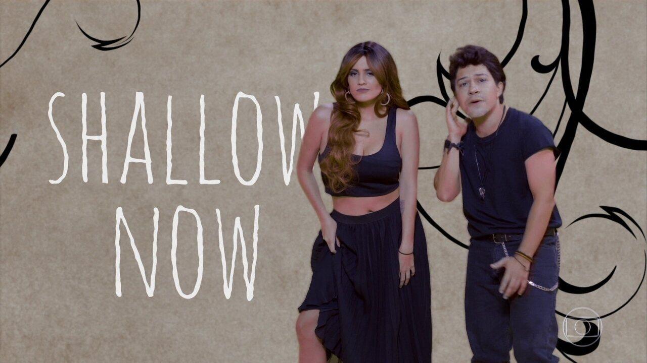 Shallow Now - Paula Fernandes e Luan Santana