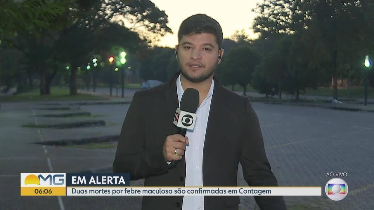 Prefeitura de Contagem confirma duas mortes por febre maculosa