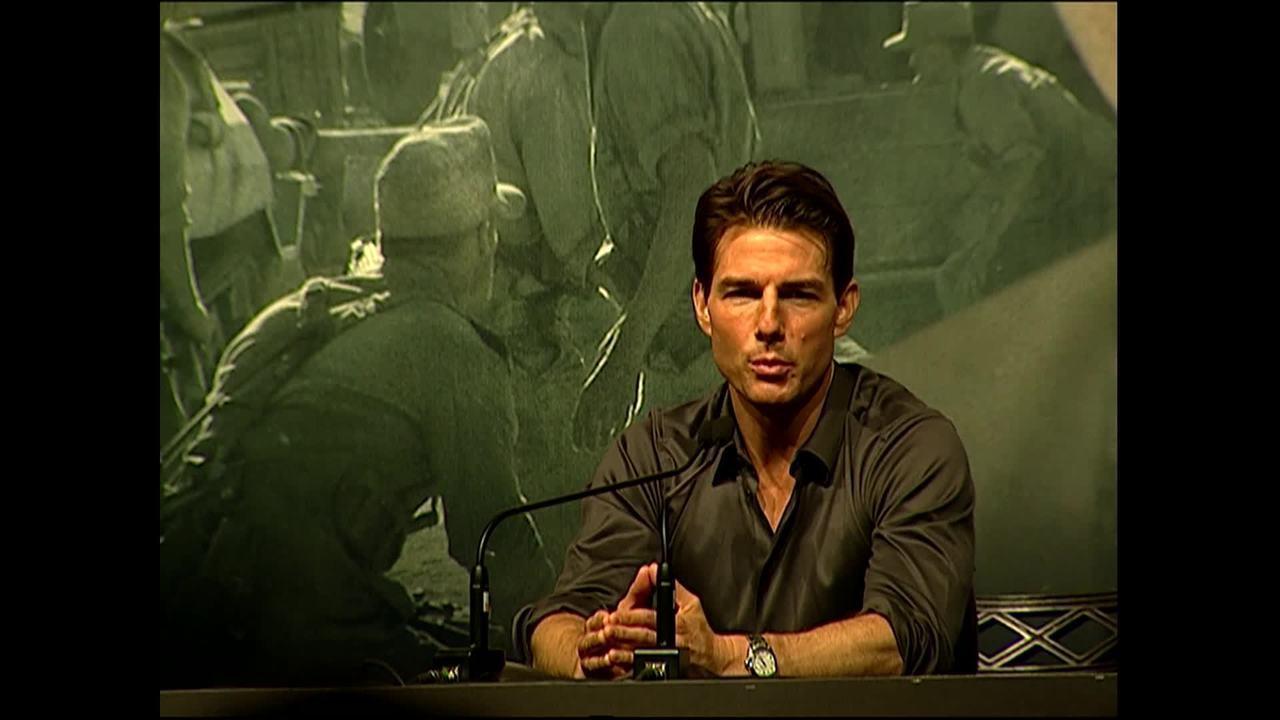 Reveja a participação de Tom Cruise no Vídeo Show