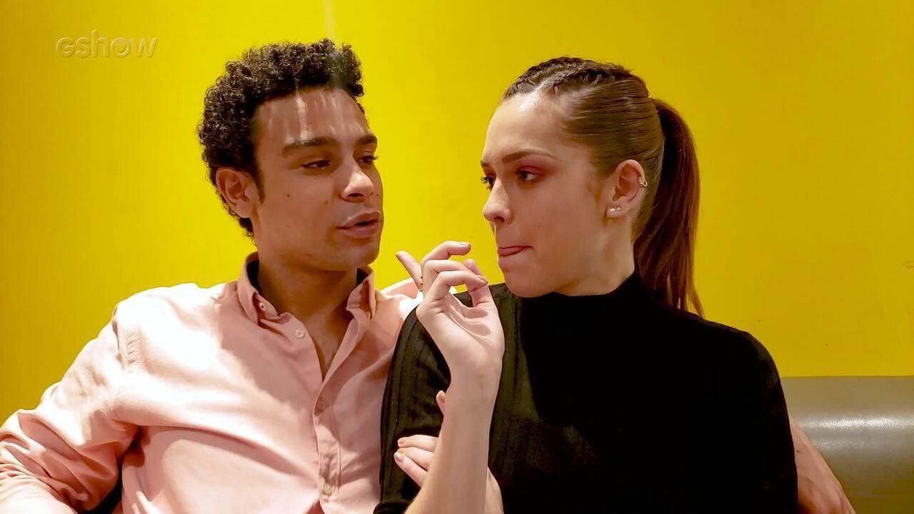 Sérgio Malheiros e Sophia Abrahão dão dicas de presente para o Dia dos Namorados