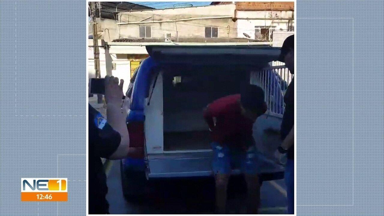 Suspeitos de envolvimento com sequestro de mulher em Paudalho são presos em operação