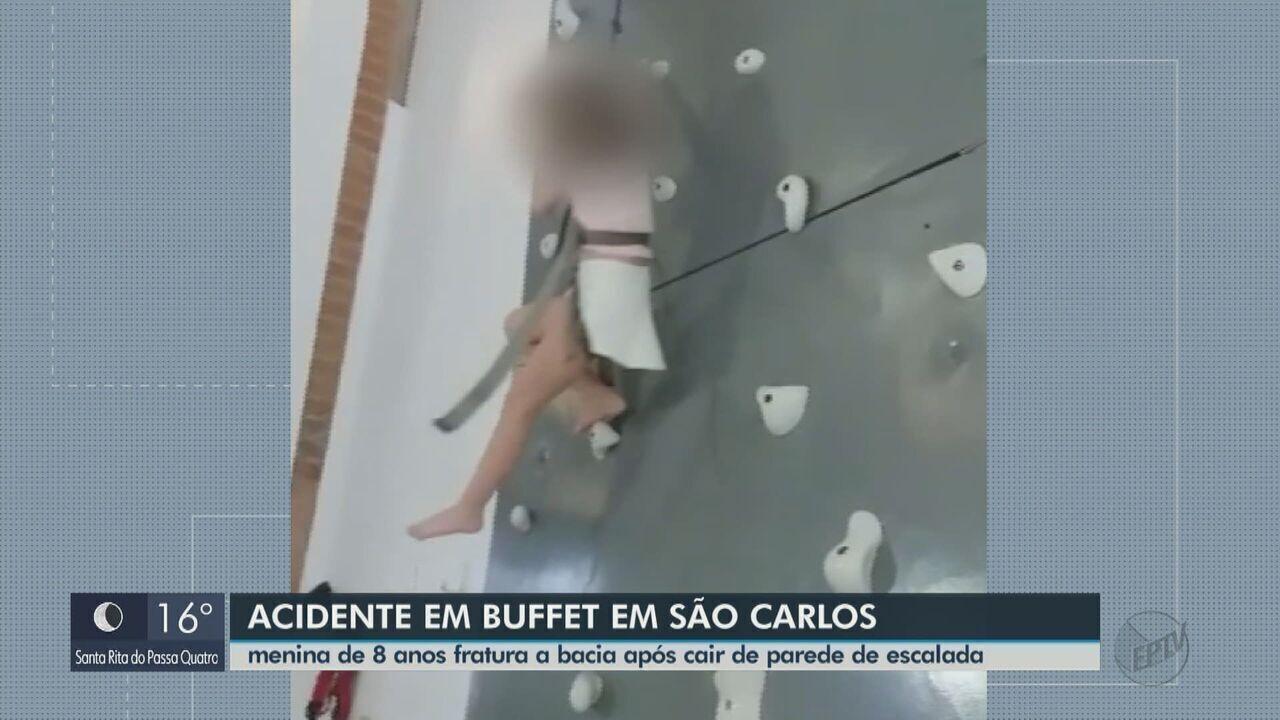 Super Menina De 8 Anos Fratura A Bacia Apos Cair De Parede De Escalada Em Festa Em Sao Carlos Beutiful Home Inspiration Semekurdistantinfo