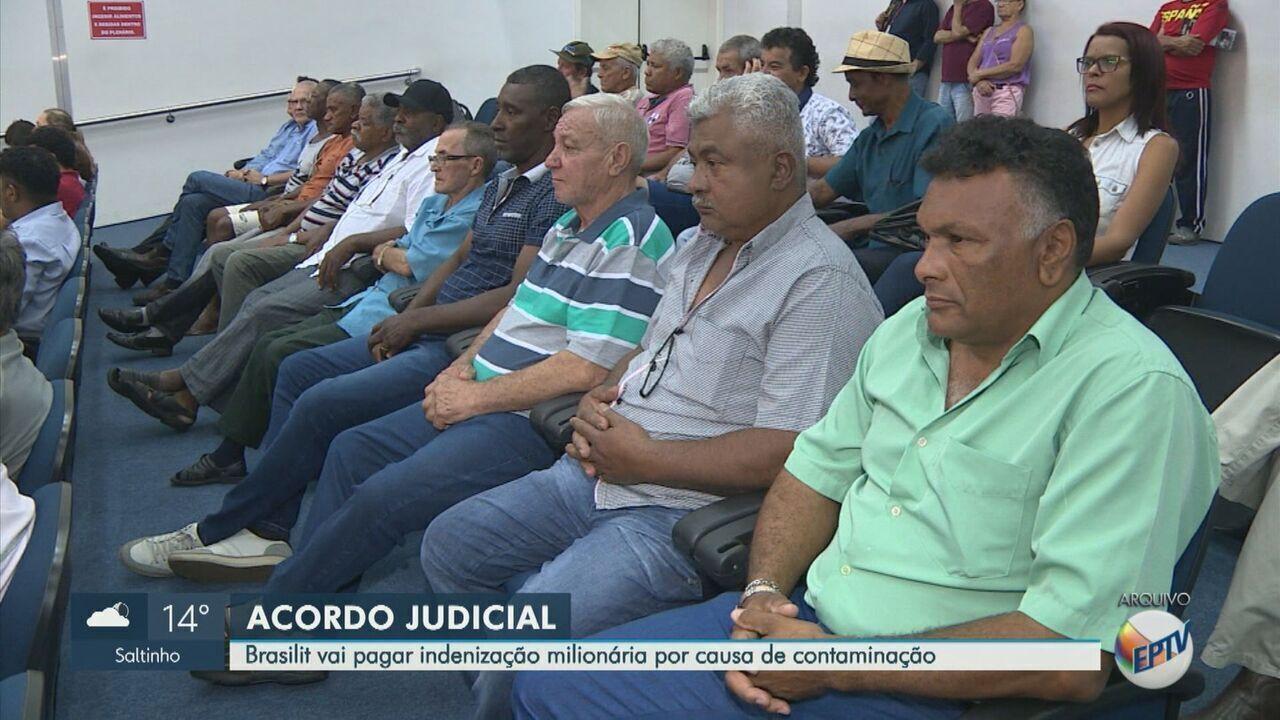 Investigada por contaminação de trabalhadores por amianto, Brasilit fecha acordo de R$ 25 milhões