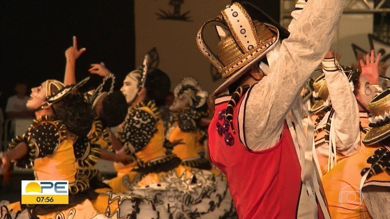 Primeiro dia de eliminatórias do Festival de Quadrilhas Juninas da Globo
