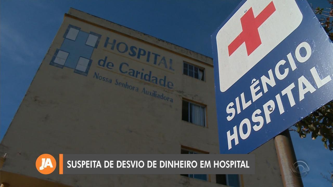MP-RS investiga desvio de dinheiro em hospital de Rosário do Sul