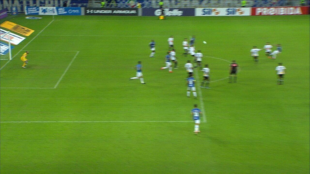 Melhores momentos de Cruzeiro 0 x 0 Corinthians pela 8ª rodada do Campeonato Brasileiro