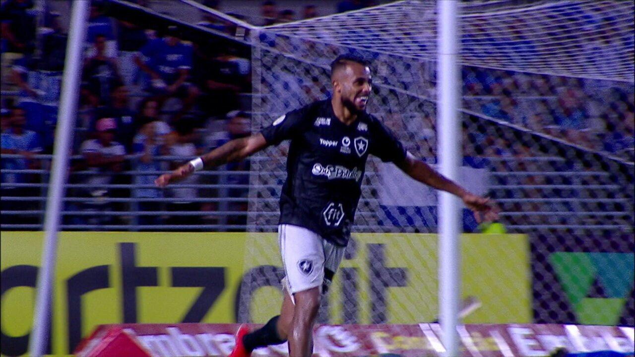 Melhores momentos: CSA 1 x 2 Botafogo pela 8ª rodada do Campeonato Brasileiro 2019