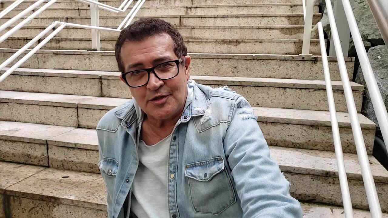 Beto Barbosa conta como enfrentou a luta contra o câncer