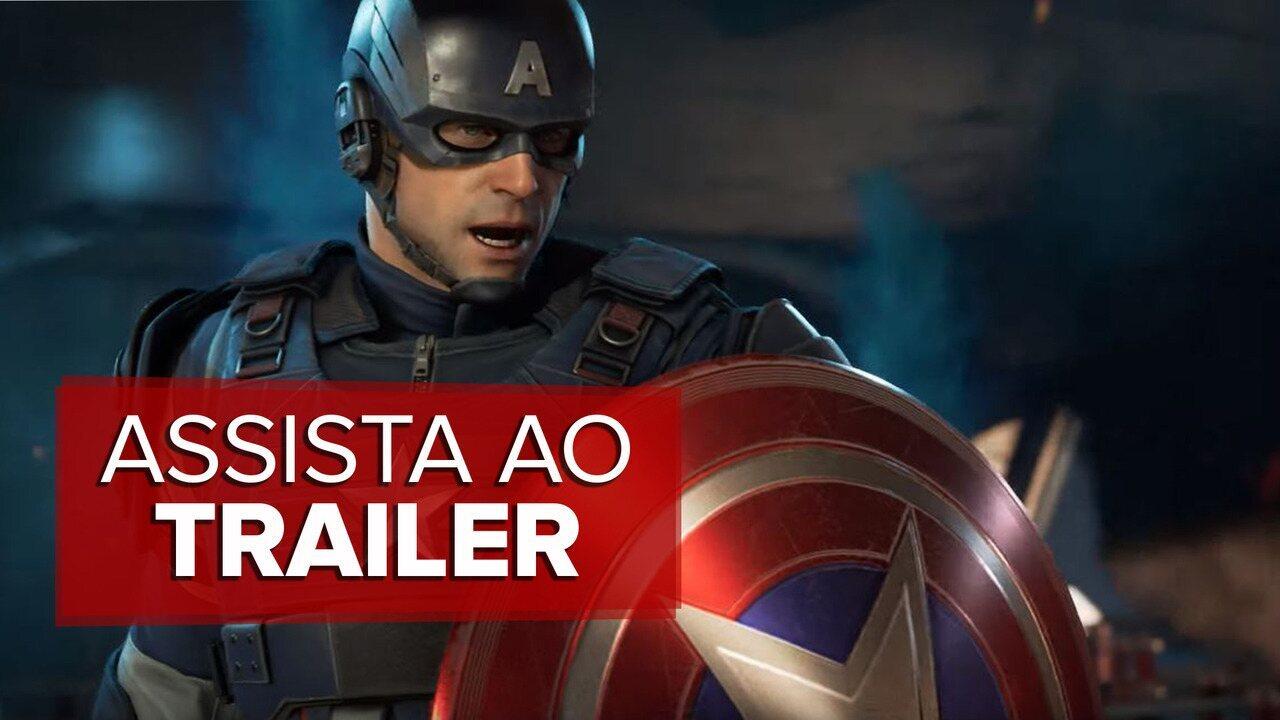 Trailer de 'Marvel's Avengers'