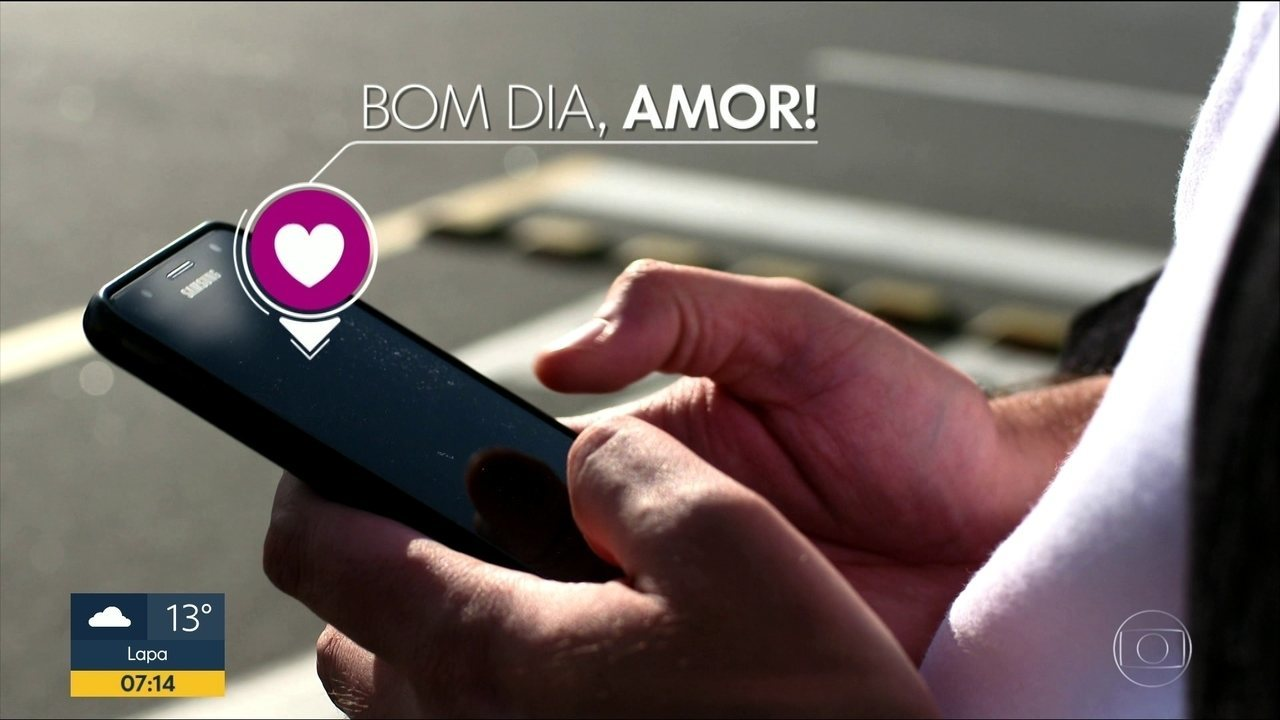 Dia dos Namorados: Conheça os casais que se conheceram por aplicativo