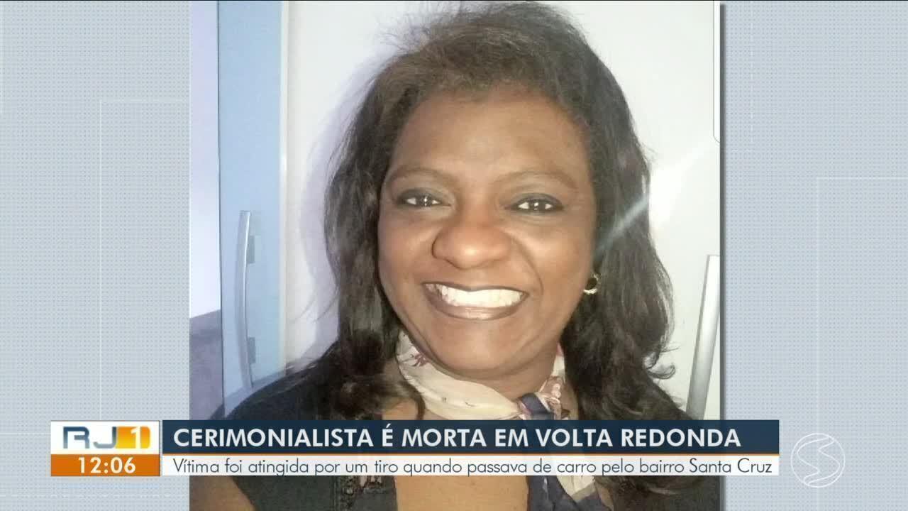 Cerimonialista é morta após ser baleada ao voltar de visita em Volta Redonda
