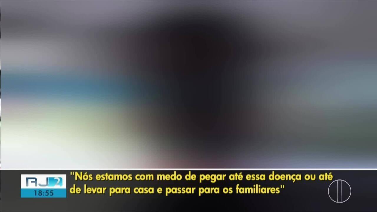 Casos de meningite em presídios de Campos, RJ, assustam agentes