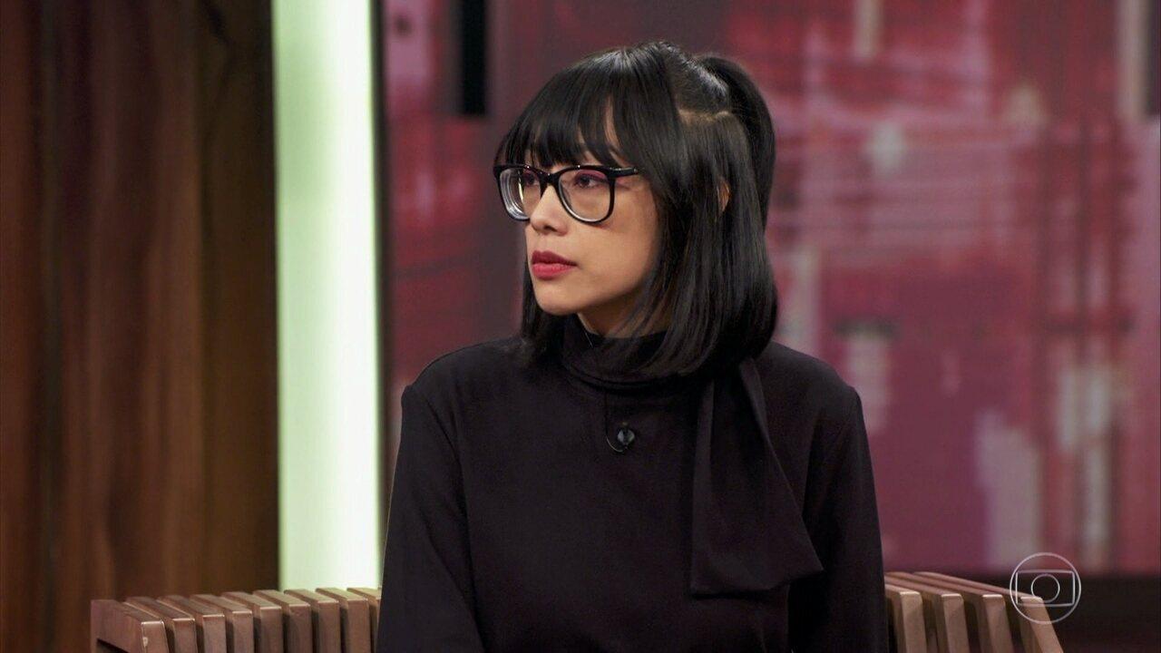 Rita Wu fala da criação do neurodildo