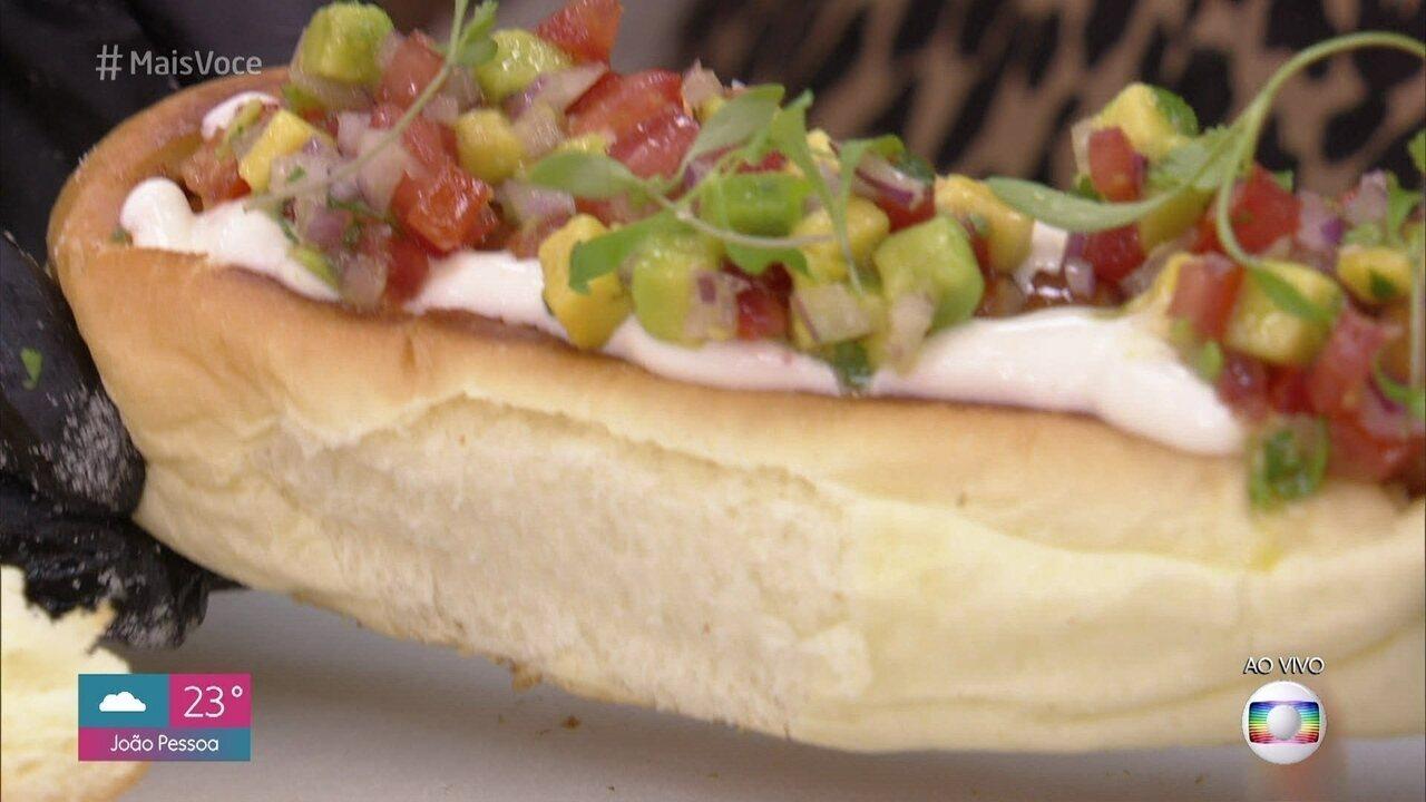 Hot Dog Incrementado