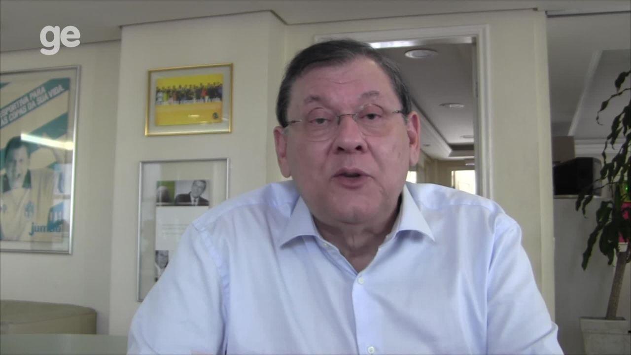 """Milton Neves: """"Que a Patativa volte às primeiras divisões"""""""