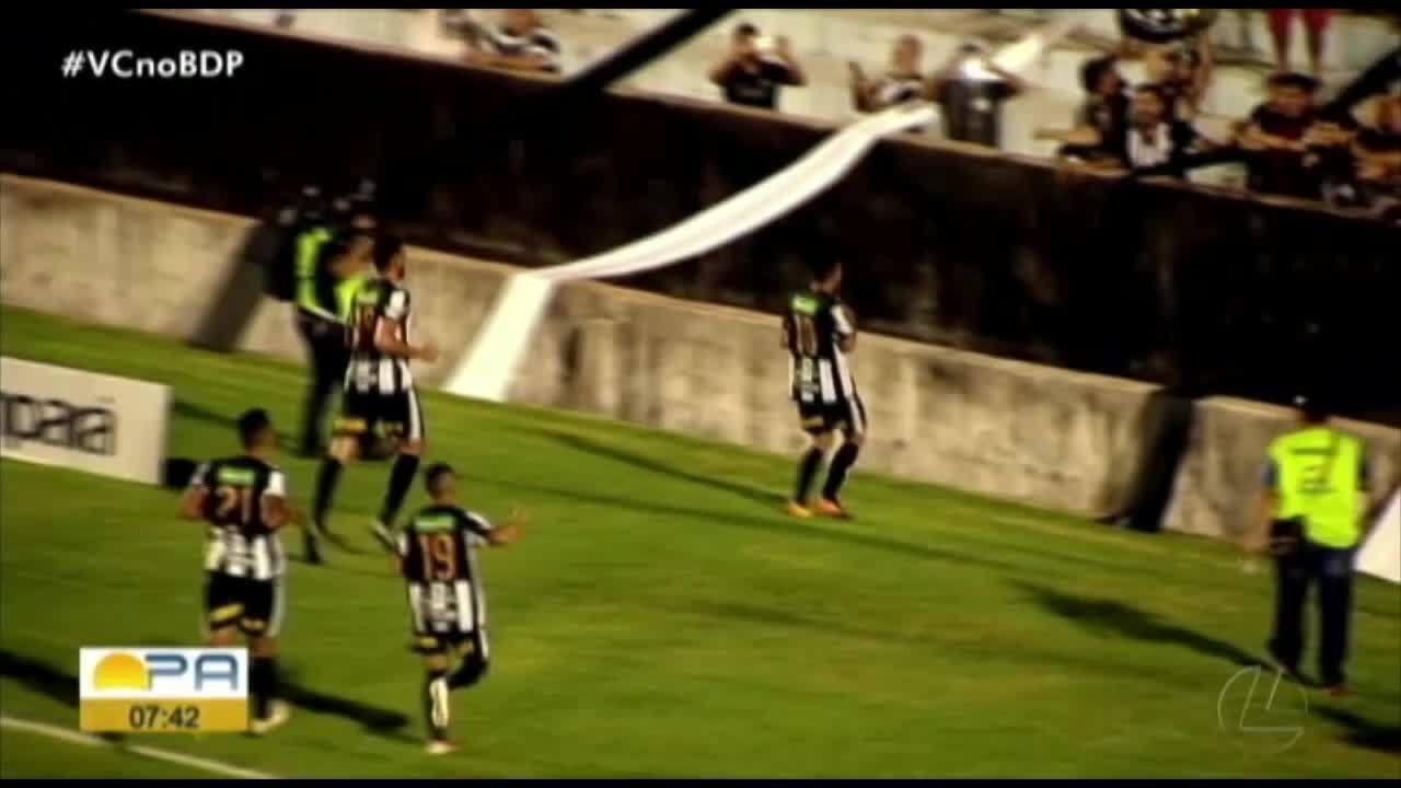Confira os melhores momentos de São Raimundo-PA 1 x 0 São Raimundo-RR