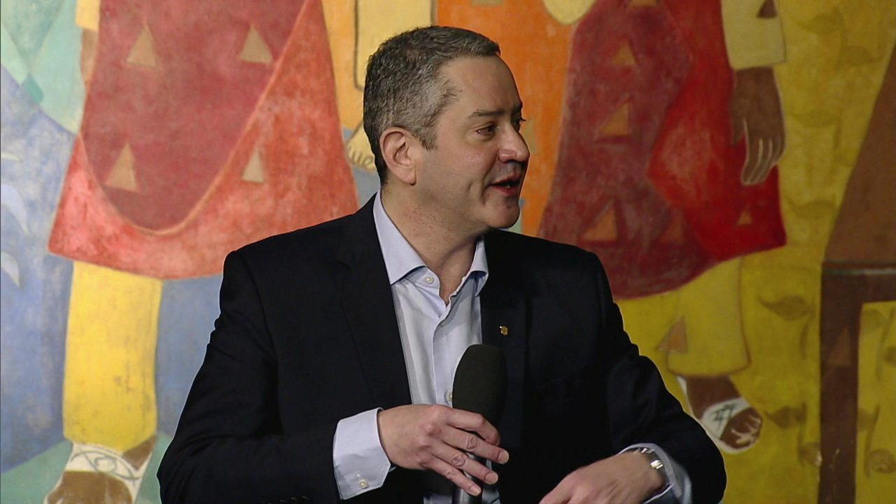 Presidente da CBF anuncia padronização de estaduais a partir de 2021