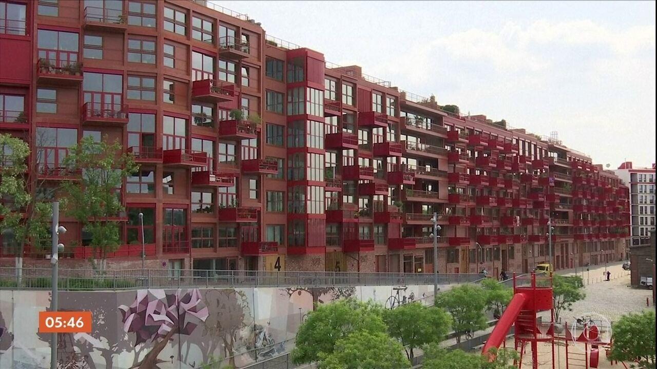Prefeitura de Berlim, na Alemanha, decide congelar os aluguéis por cinco anos