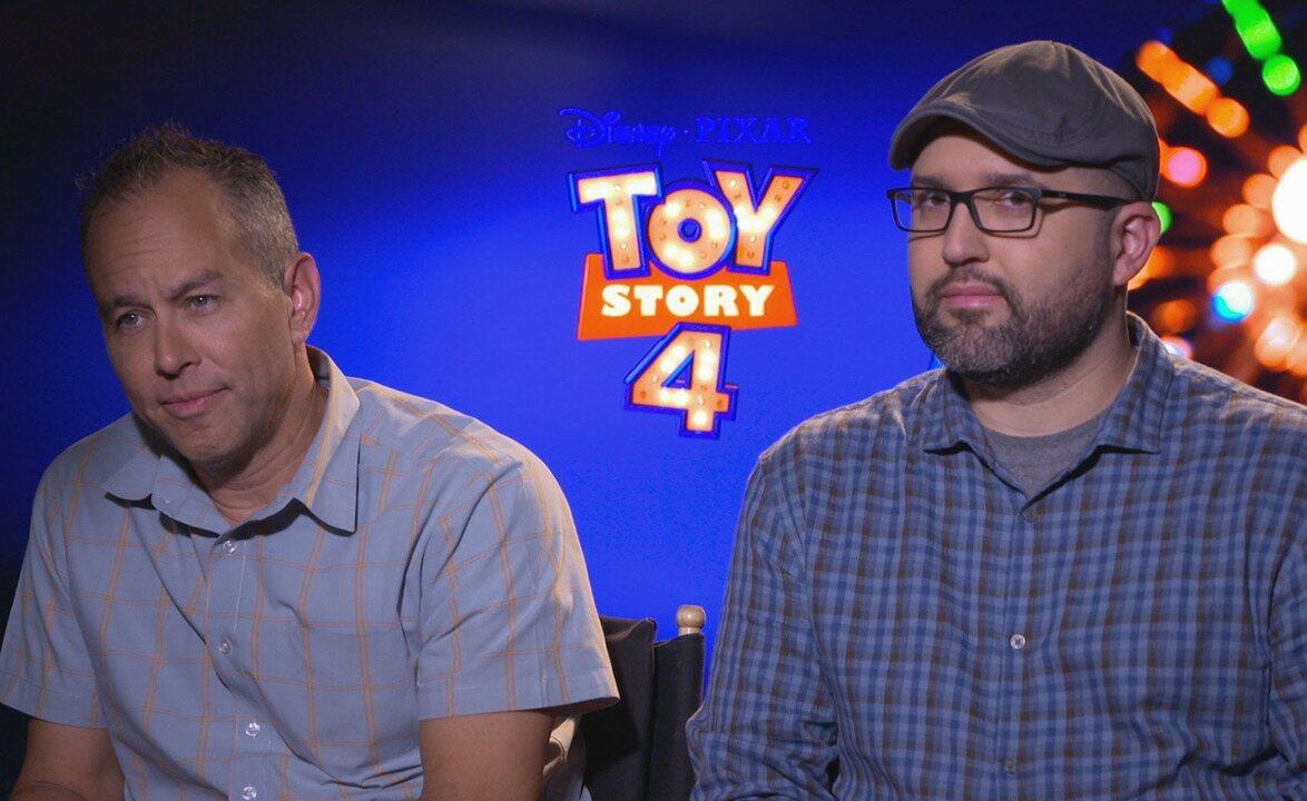 Diretor e produtor de 'Toy Story 4' falam sobre destino de Woody no filme