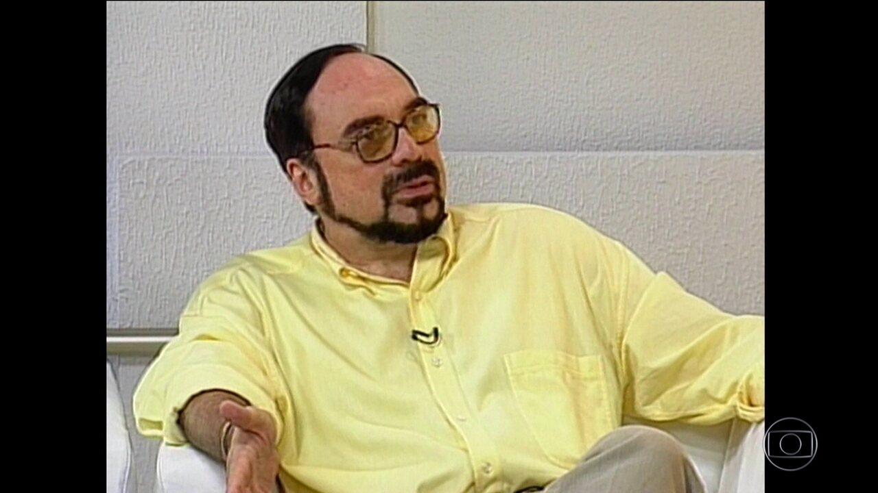 Morre aos 74 anos o crítico de cinema Rubens Ewald Filho