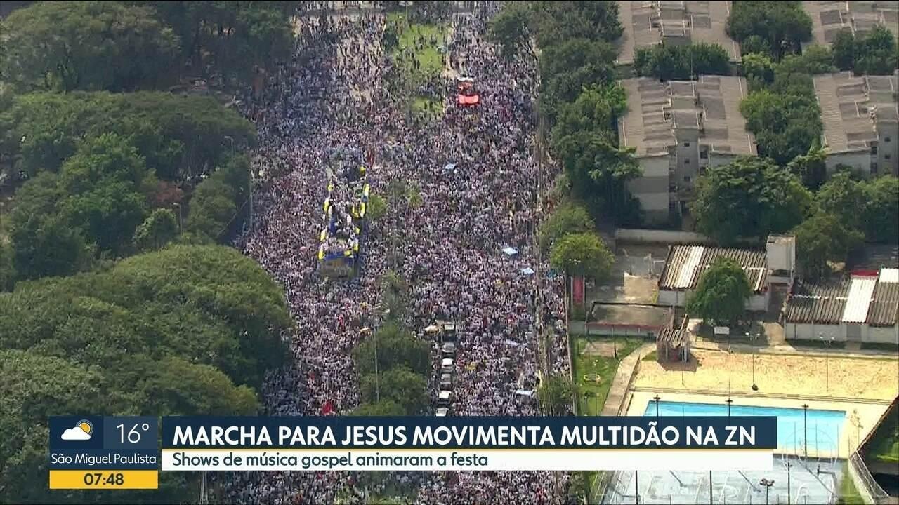 Marcha para Jesus 2019