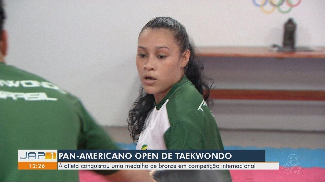 Paratleta retoma treinos visando os Jogos Parapan-Americanos no Peru