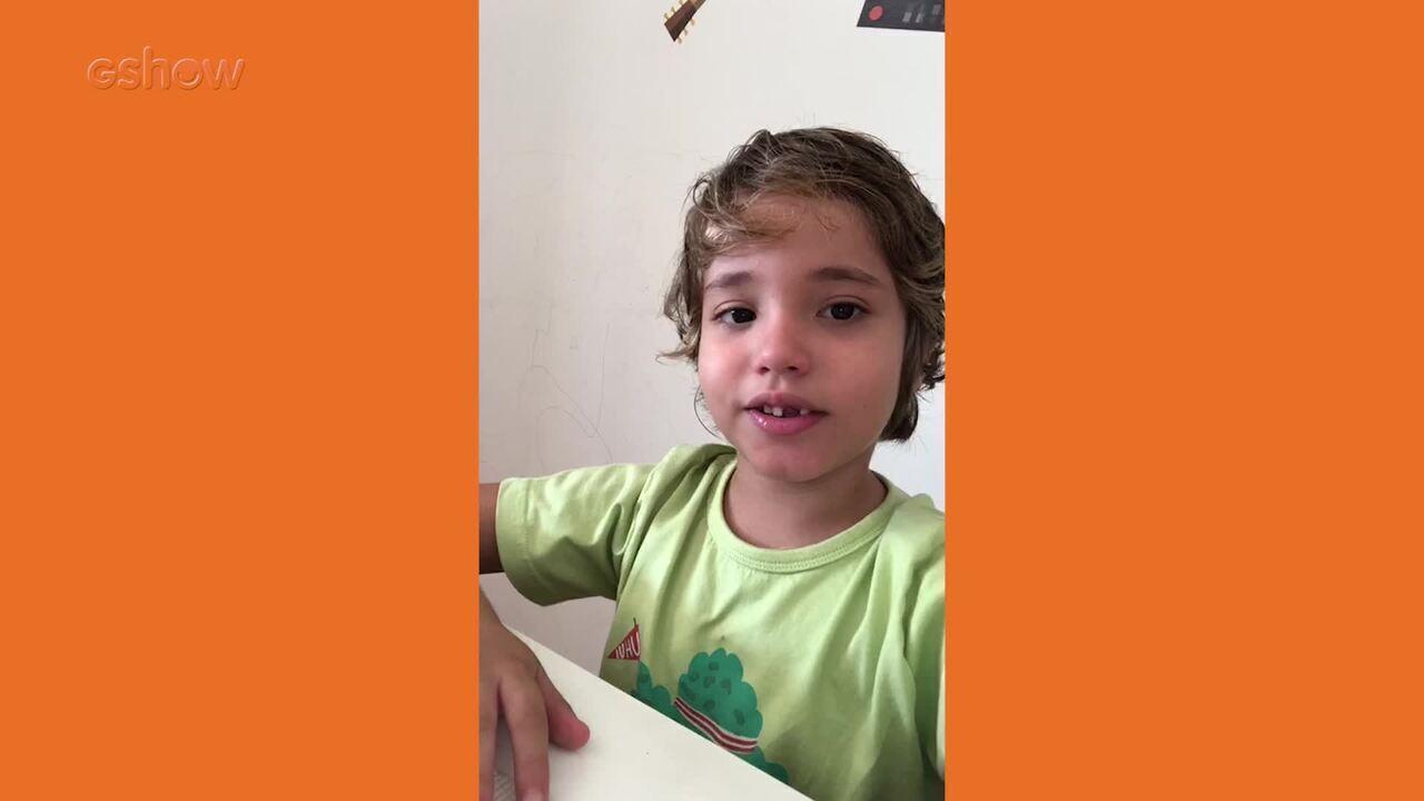 Lucas Cristelo fala sobre participação no 'Tamanho Família'