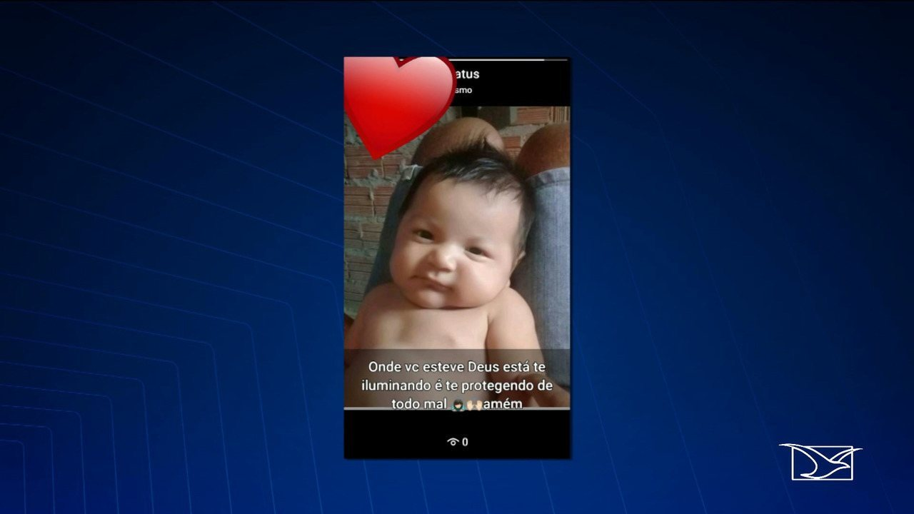 Bebê desaparece enquanto dormia com os pais em Belágua