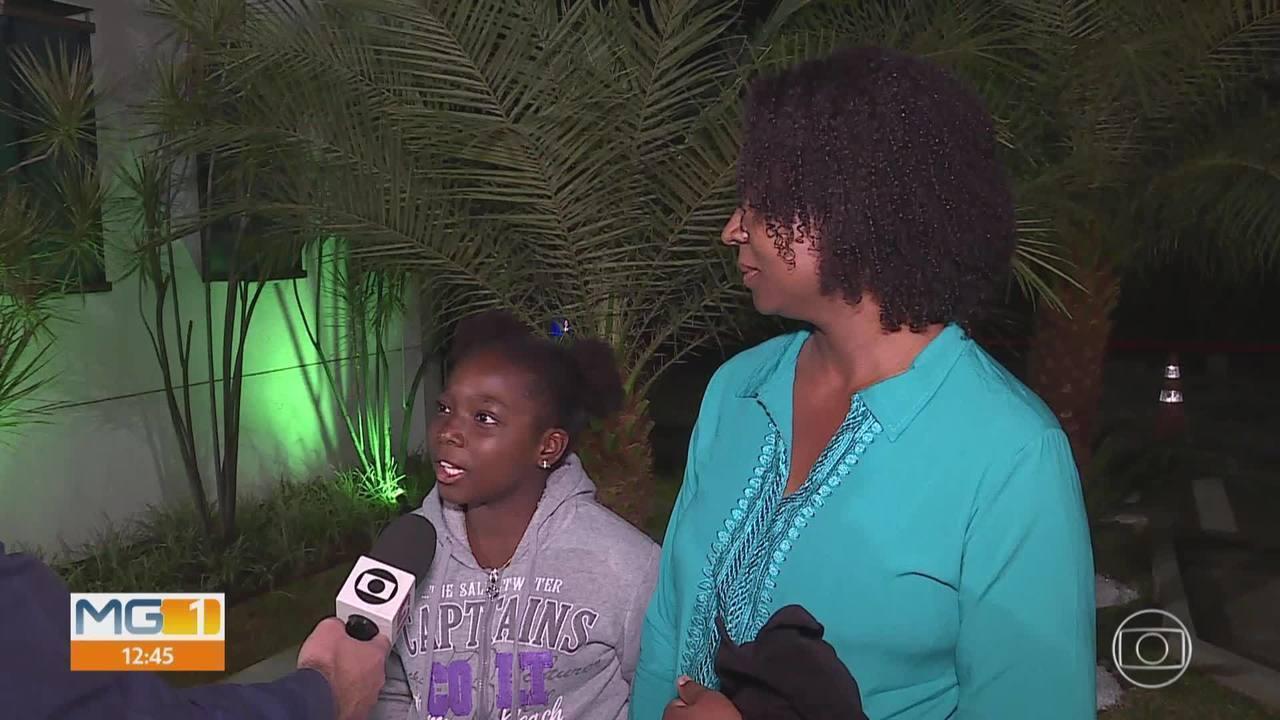 Nigeriano que sequestrou filha é indiciado por três crimes pela Polícia Civil de MG