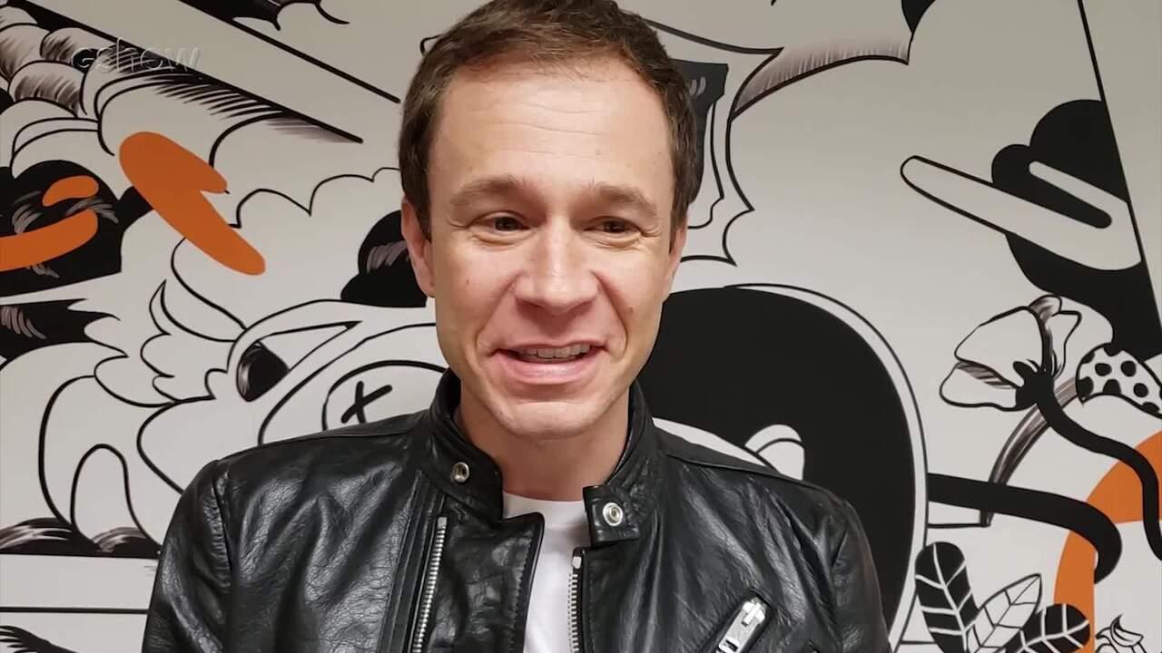 Tiago Leifert fala sobre a chegada dos 40 anos