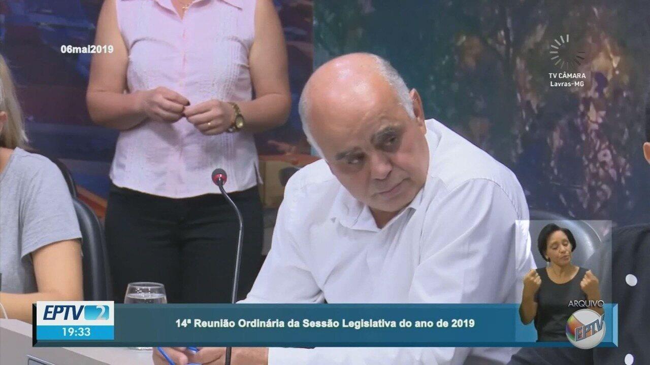 Câmara de Lavras cria comissão processante para apurar caso suspeito de vereador
