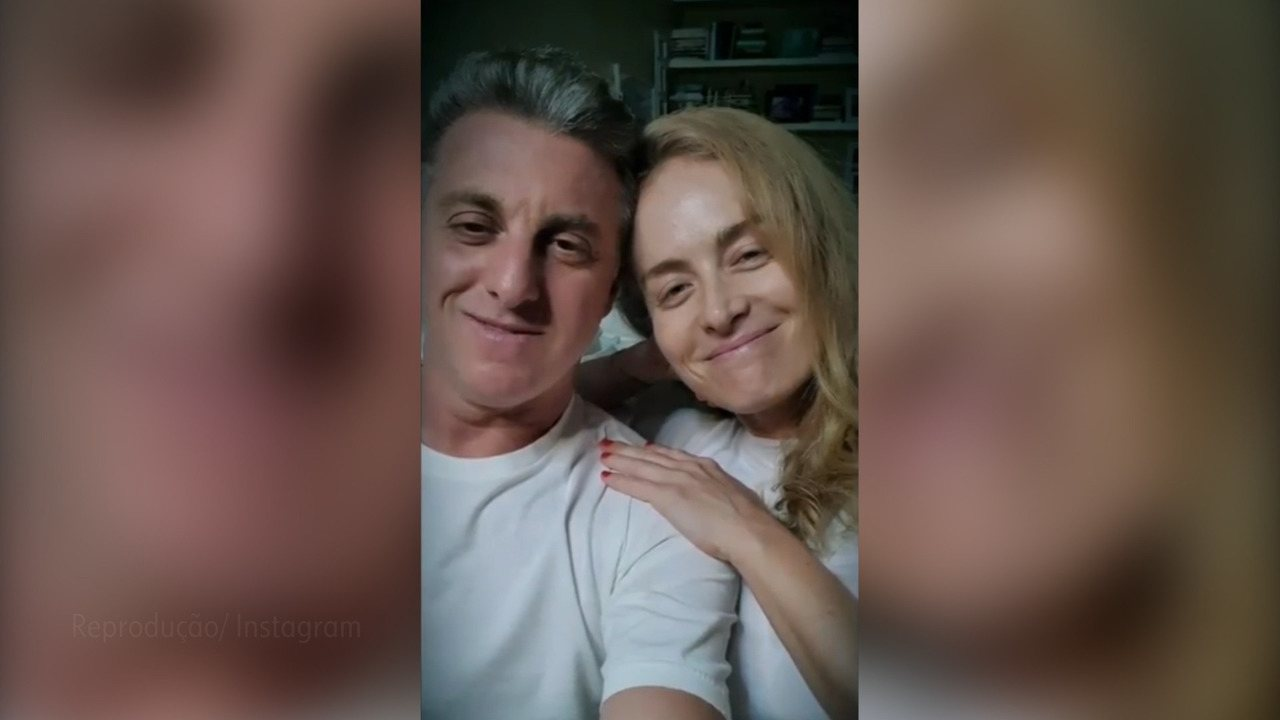 Luciano Huck e Angélica agradecem apoio após acidente do filho Benício