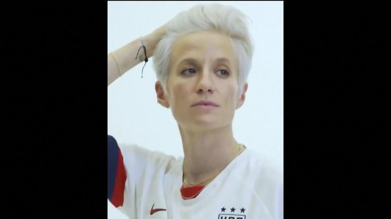 Copa Em Pauta: Trump bate boca com jogadora da seleção americana