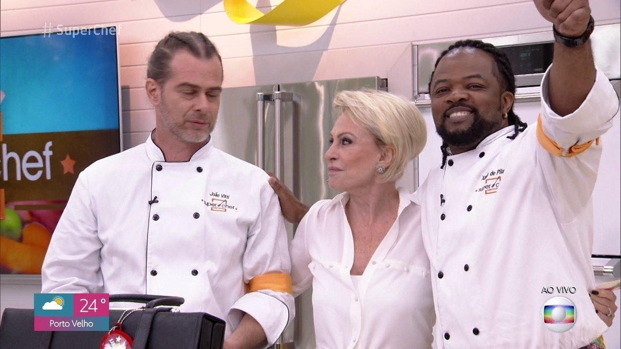 Xande de Pilares é eliminado do 'Super Chef Celebridades 2019'