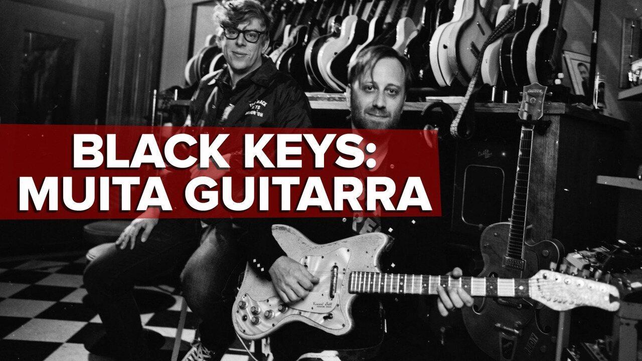 Black Keys lança disco e o G1 comenta