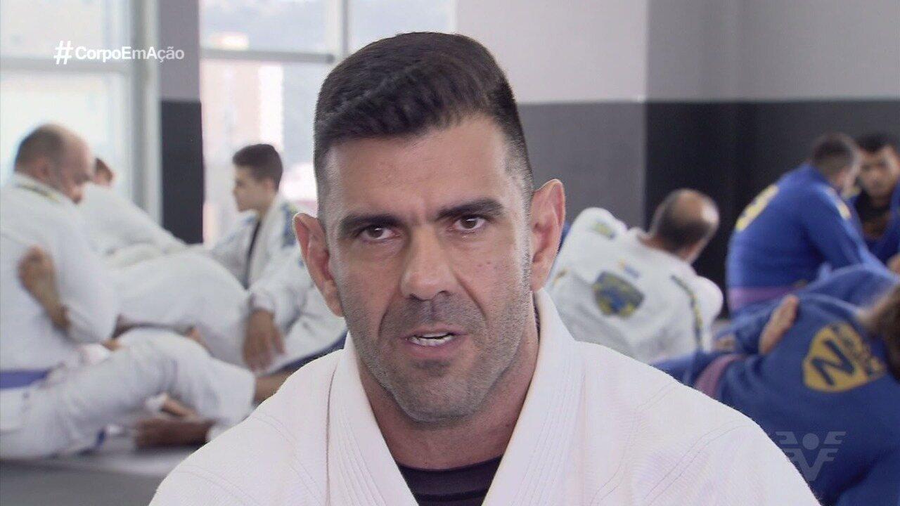 Tetracampeão mundial de jiu-jitsu, Rodrigo Cavaca se despede dos tatames