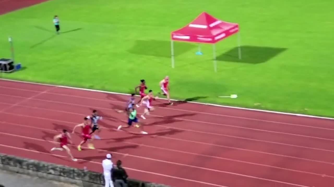 Em Portugal, Paulo Andre conquista o índice para a Olimpíada de Tóquio 2020