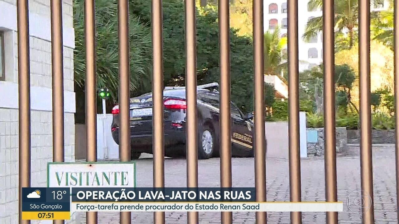 Força-tarefa da Lava Jato prende procurador do Ministério Público do Estado do RJ