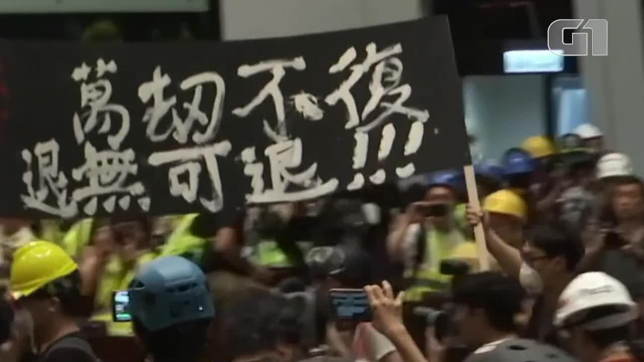 Entenda os motivos que levaram aos protestos em Hong Kong