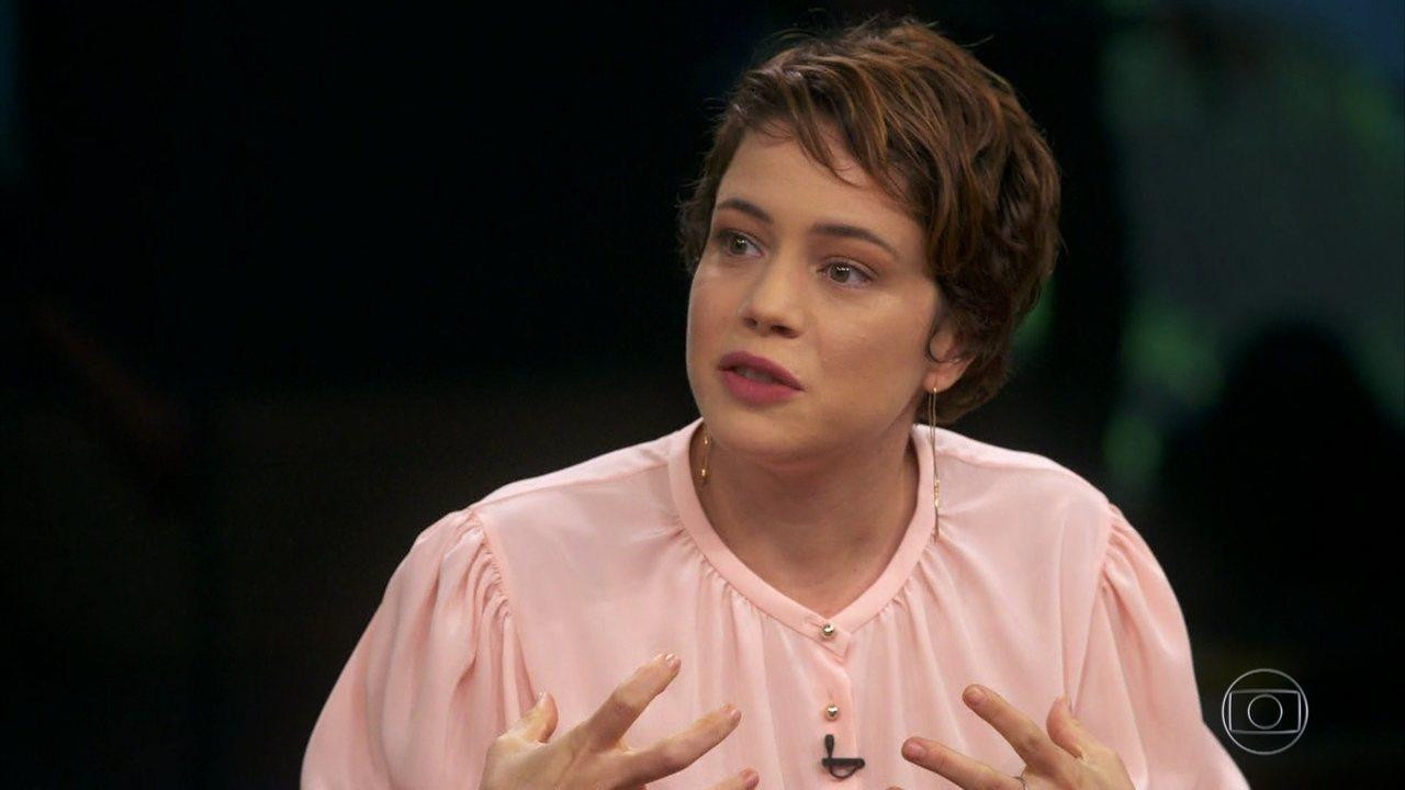 Leandra afirma que a preservação ambiental precisa se tornar hábito na vida das pessoas