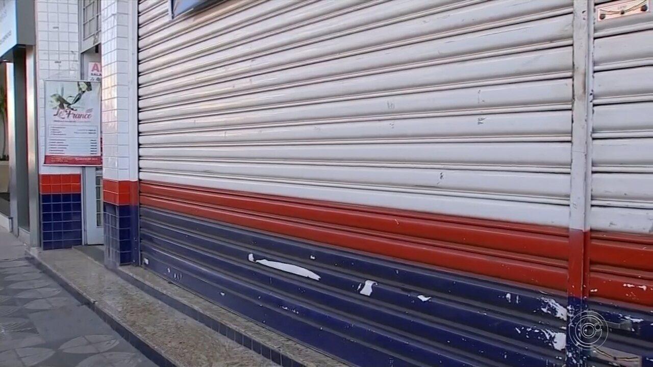 Celulares e notebooks são furtados de loja de departamentos em Boituva