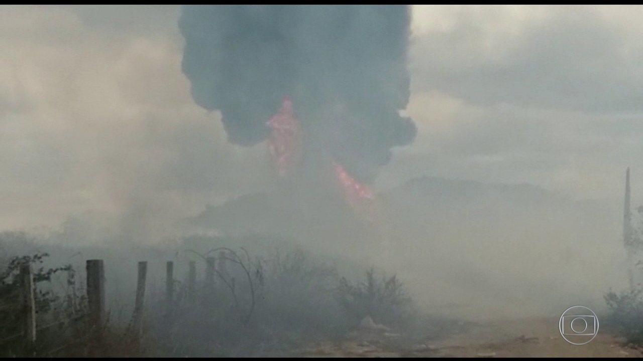 Madeireiros incendiaram caminhão-tanque que abasteceria helicópteros do Ibama em Rondônia