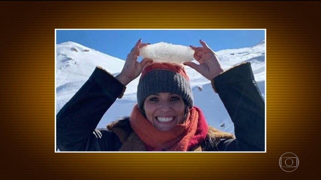 Brasileira é encontrada morta em hotel de Santiago, no Chile